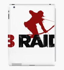 The Tomb Raider iPad Case/Skin
