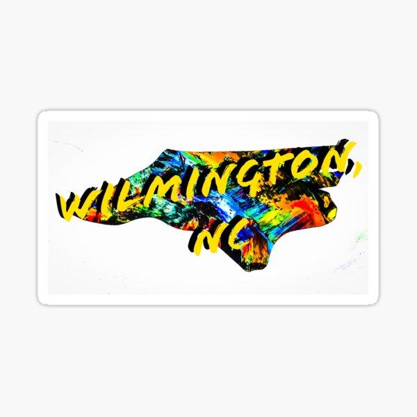 Wilmington NC Sticker