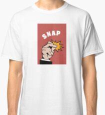 snap fingers Classic T-Shirt