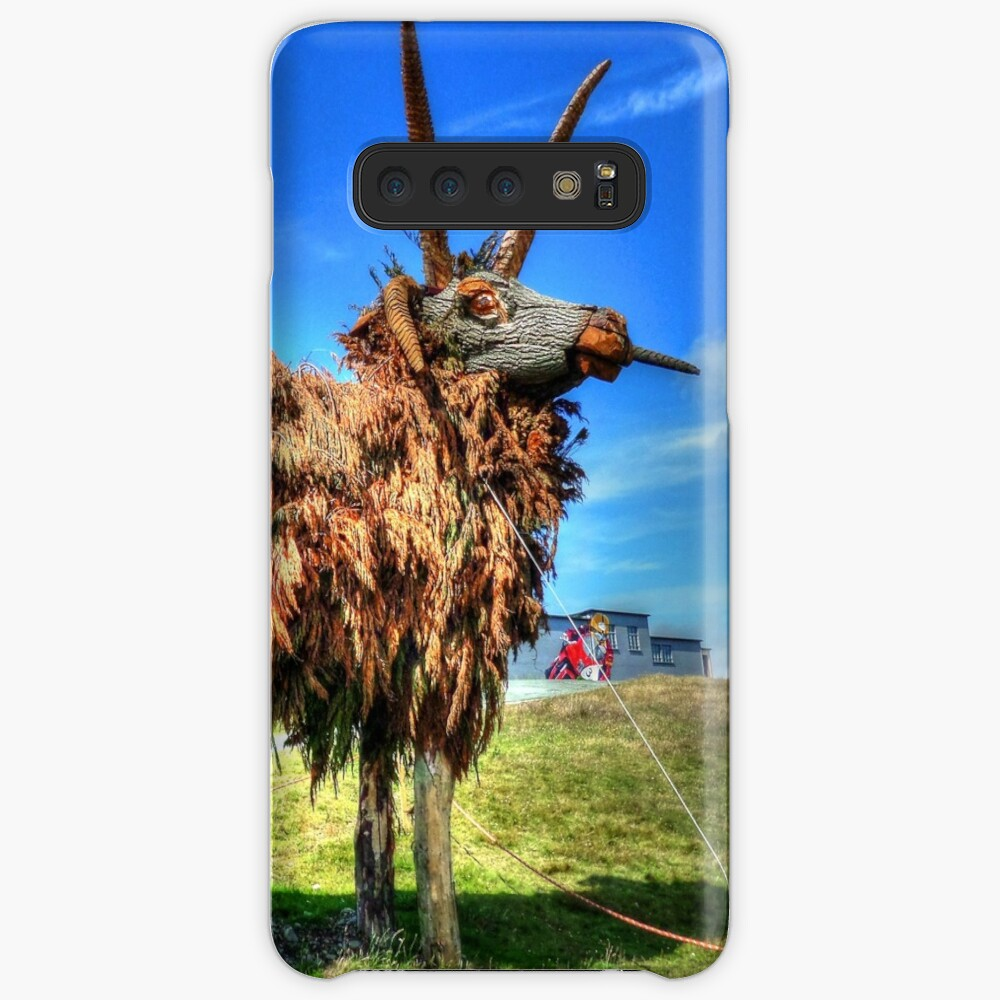 The Loaghtan on the mountain Case & Skin for Samsung Galaxy