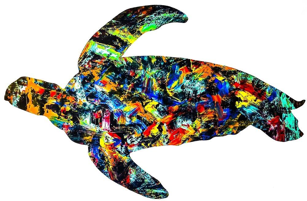 Sea Turtle  by barryknauff