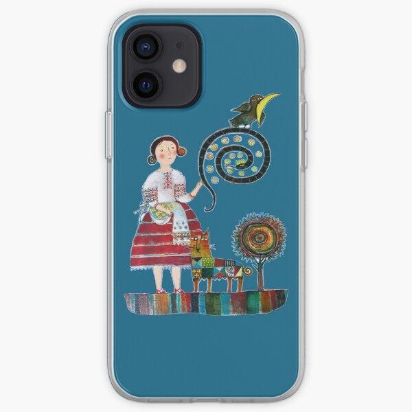fairy tale iPhone Soft Case
