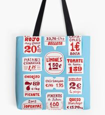 Spanish Market Love Tote Bag