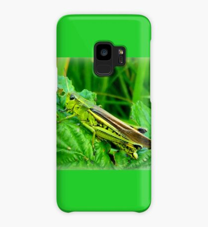 Grasshopper Case/Skin for Samsung Galaxy