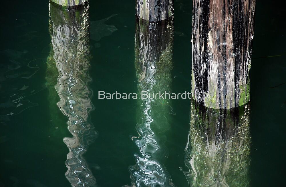 Pier Pleasure by Barbara Burkhardt