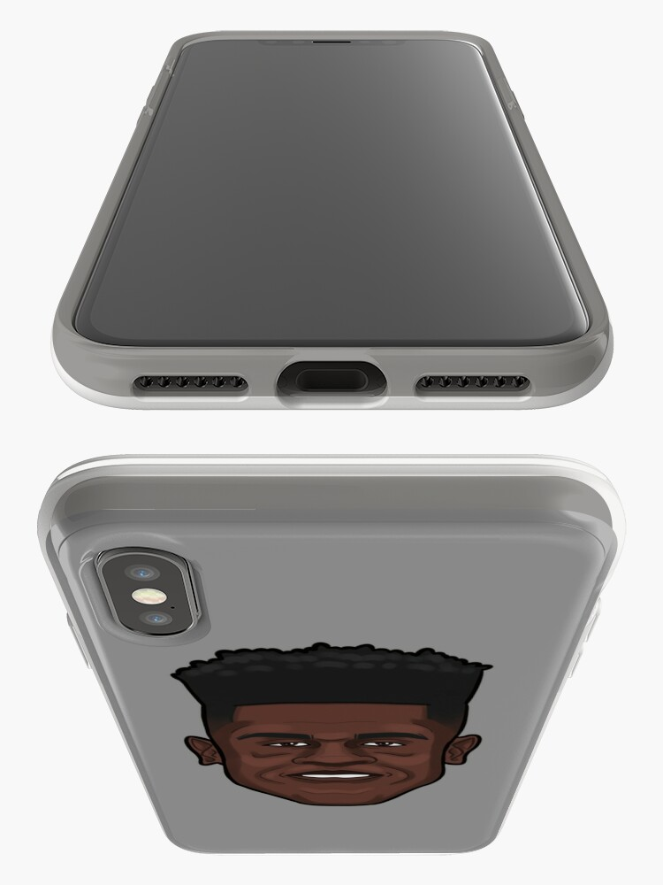 Alternate view of Mo Bamba Portrait iPhone Case & Cover