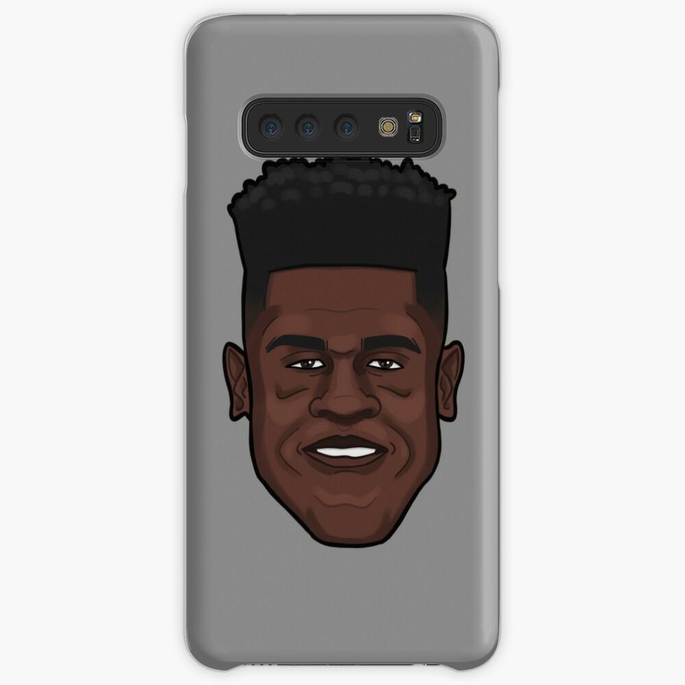 Mo Bamba Portrait Case & Skin for Samsung Galaxy