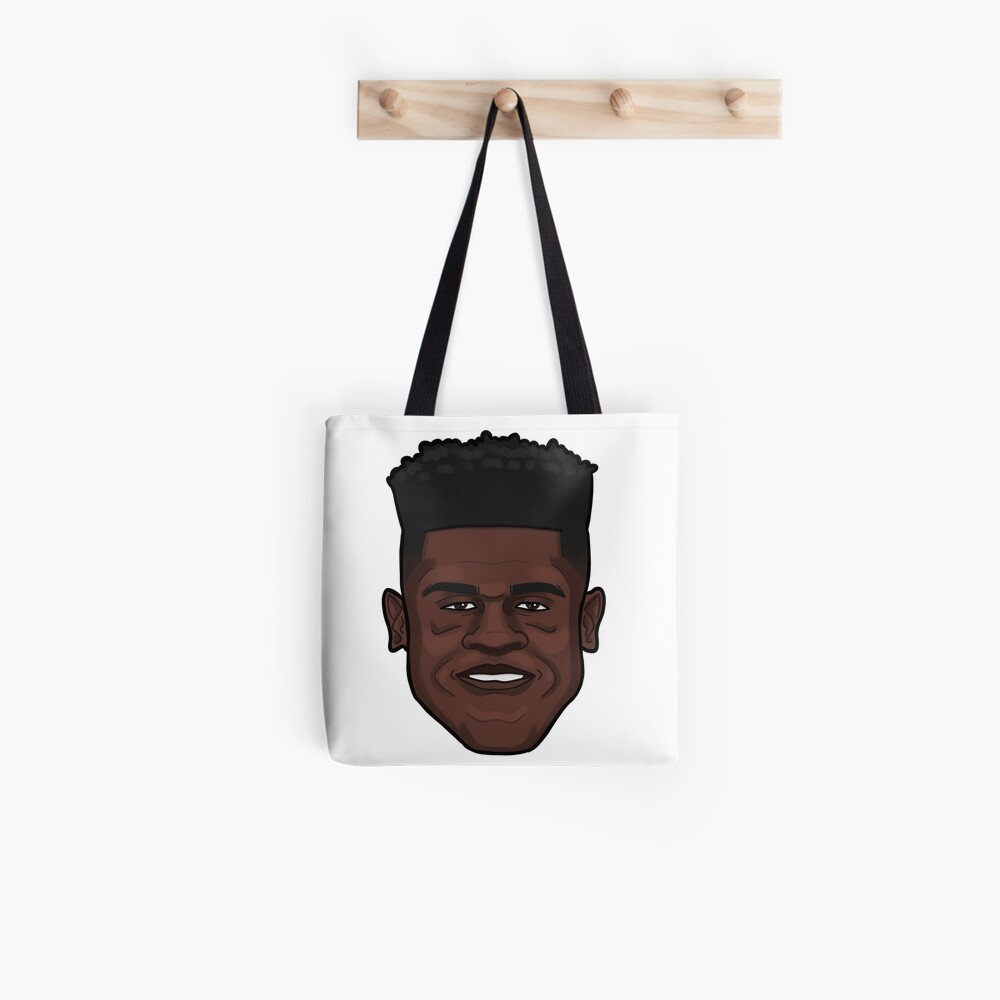 Mo Bamba Portrait Tote Bag