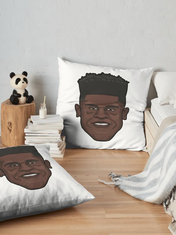 Alternate view of Mo Bamba Portrait Floor Pillow