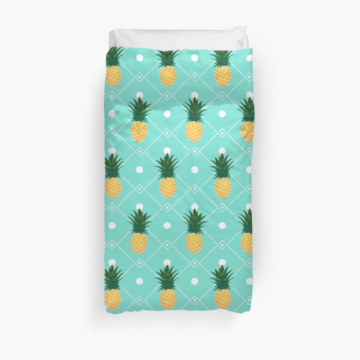 Pineapples by Aimee Cozza