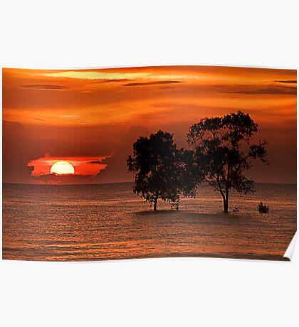 Sensational Sunset Poster