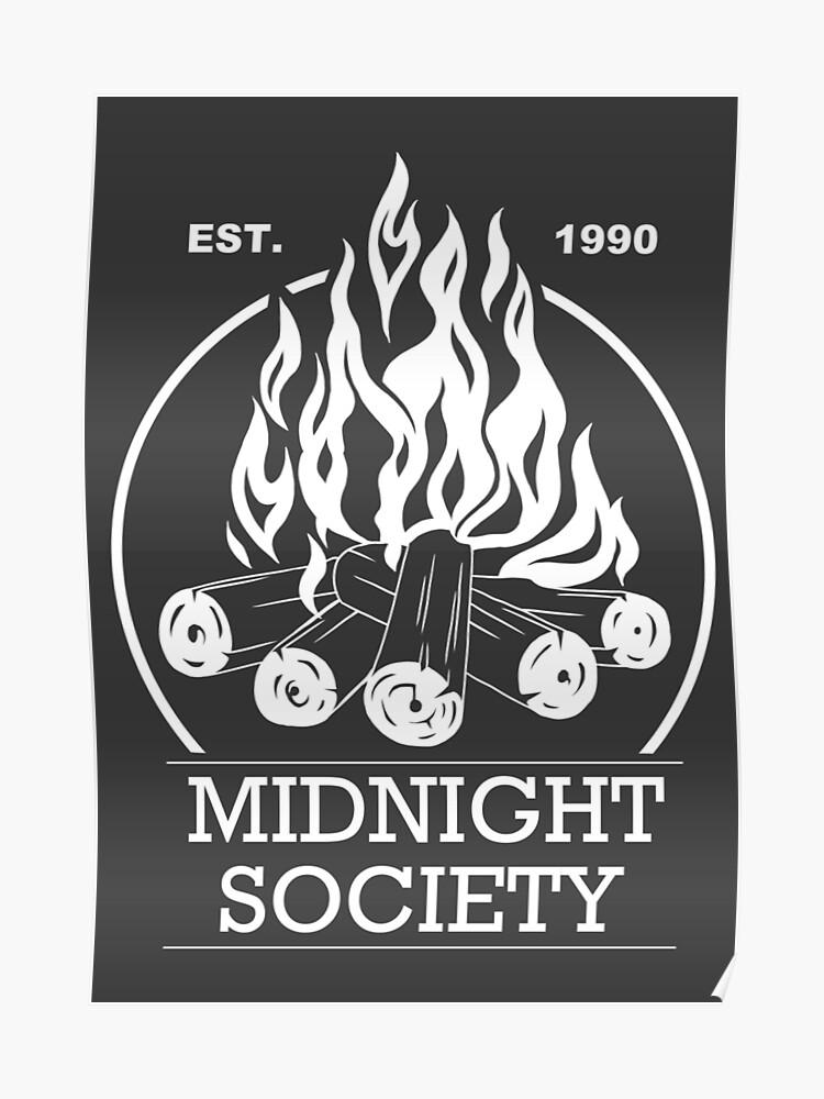 2ae0bfac6 Midnight Society member shirt - Are You Afraid of the Dark?