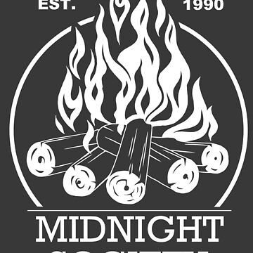 Midnight Society member shirt - Are You Afraid of the Dark? by spookyruthy