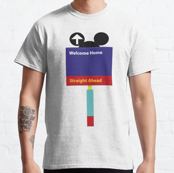Welcome home Classic T-Shirt