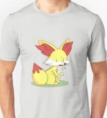 Angry Fennekin Unisex T-Shirt