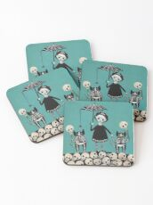 Day of the Dead  Coasters
