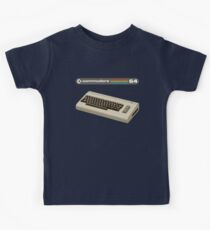 Commodore 64  Kids Tee
