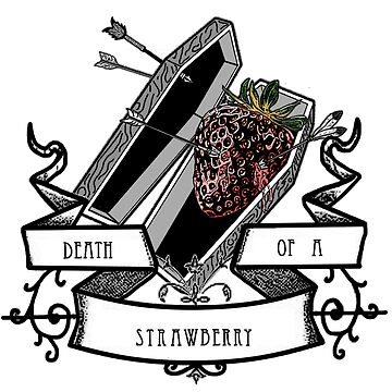 Death of a Strawberry by Georgia-Hewitt