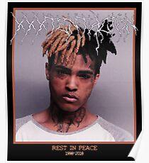 Xxxtentation - Rest in Peace Poster