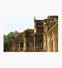 Sunrise on Angkor Wat V - Angkor, Cambodia. Photographic Print