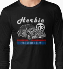 Herbie ~ The Garage Days Long Sleeve T-Shirt