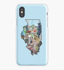 Windy City iPhone Case
