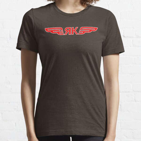 Yakovlev Aircraft Logo Essential T-Shirt