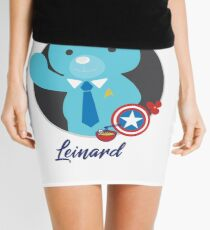 Lenny Personalised tee Mini Skirt