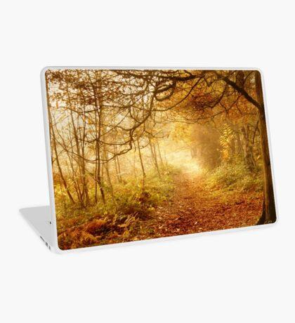 Autumn Woodland Laptop Skin