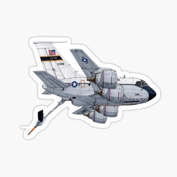 KC-135R Stratotanker Sticker