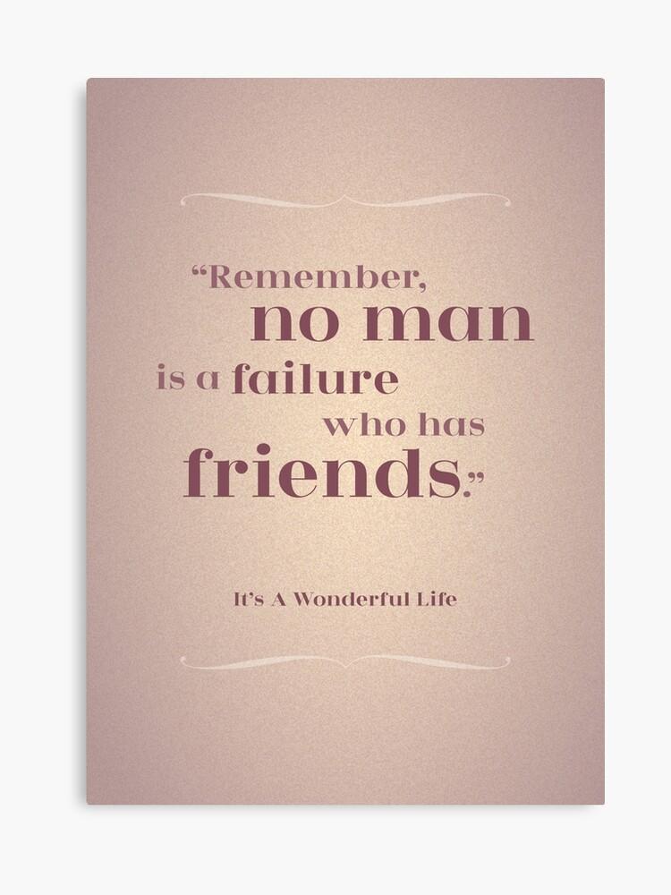 Friendship Quote - \