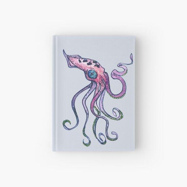 squid Hardcover Journal
