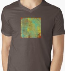 Sunset Sky in Shreds Abstract T-Shirt