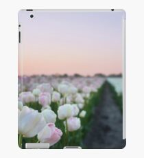 Field of Tulips iPad Case/Skin