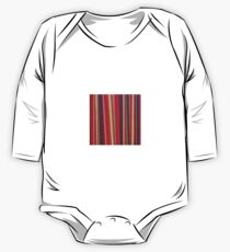 Roygbiv (red) One Piece - Long Sleeve