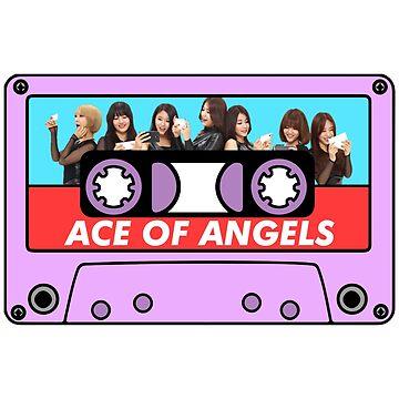 AoA - Ace Of Angels - Cassette - Kpop by TZMNUK