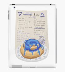 Connormon Rolls - Detroit: Become Human  iPad Case/Skin