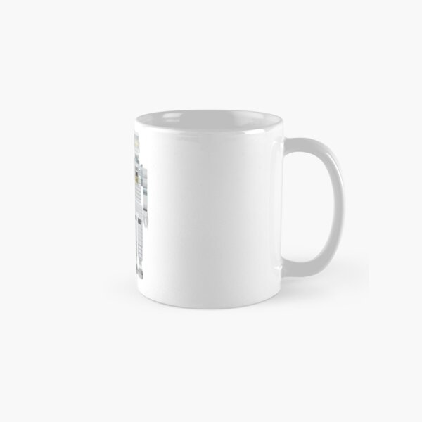 Marvin the Paranoid Android Classic Mug