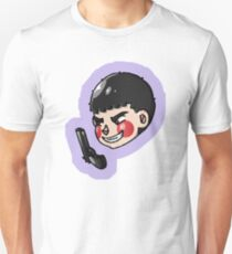 Human Dimple Packing Heat  Unisex T-Shirt