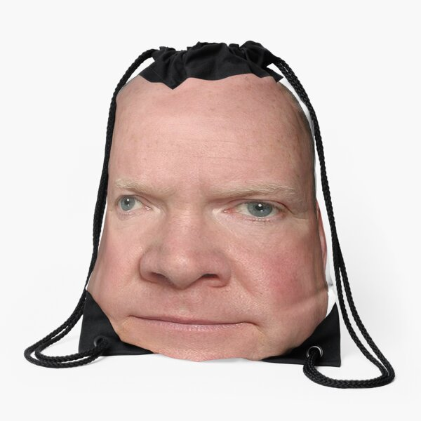 Phil Mitchell Drawstring Bag