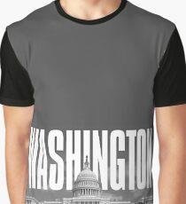 Washington Cityscape Graphic T-Shirt