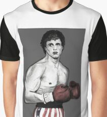 Rocky Balboa | Fighters fight Graphic T-Shirt