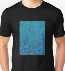 Camouflage GRAPHIC tee blue Unisex T-Shirt