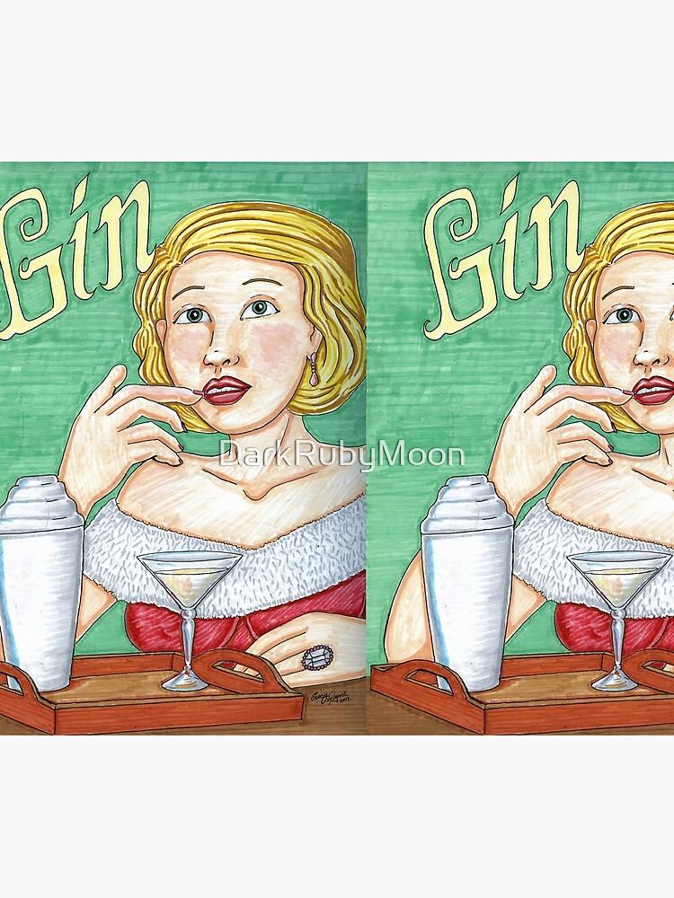 GIN by DarkRubyMoon