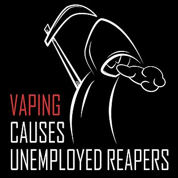 Unemployed Reapers Vape Design by 2vape