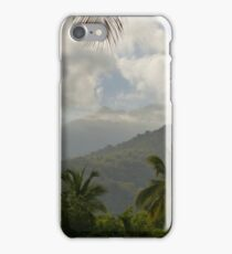 the tropical zone of the sierra madre - zona tropical de sierra madre iPhone Case/Skin