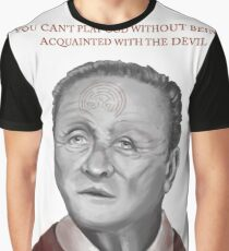 Robert Ford  Graphic T-Shirt
