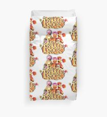 Fraggle Rock Fraggles 80s Muppets Duvet Cover