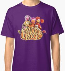 Fraggle Rock Fraggles 80s Muppets Classic T-Shirt