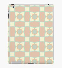imagination flower the illusion seamless colorful repeat pattern iPad Case/Skin